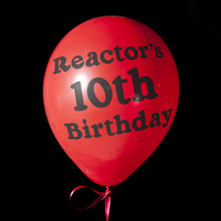 Reactor Halls E01: Reactor's 10th Birthday Party