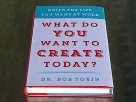 Book Launch Party:  What Do You Want To Create Today?