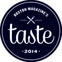 Boston magazine's 5th Annual Taste