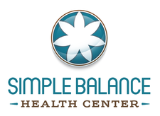Simple Balance Health Center logo