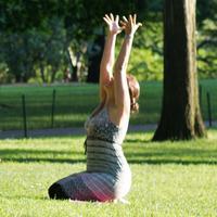 The Yoga Trail in Prospect Park - Vinyasa Yoga Classes