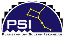 Planetarium Sultan Iskandar logo