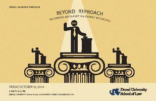 Beyond Reproach: Becoming an Expert on Expert...