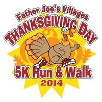 Father Joe's Villages Thanksgiving Day 5K