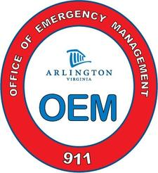 Arlington County Office of Emergency Management logo