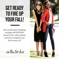 Orange County Fire Up Your Fall with Anita Krpata - VP...