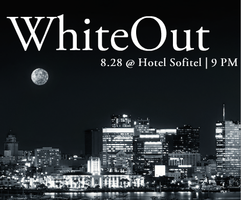 WhiteOut @ the Sofitel | Fundraiser to Benefit C4C