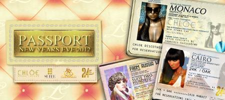 Lotus Clubs New Year's Eve PASSPORT 2012