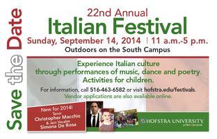 22nd Annual Italian Festival