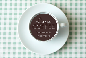 """Lean Coffee"" Healthcare Edition - September 2014"