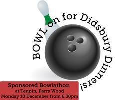 Sponsored Bowlathon 2012