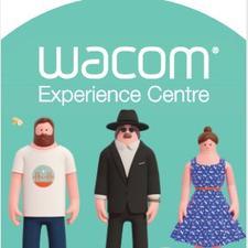 Wacom Exprience Centre de Madrid en Compolaser logo