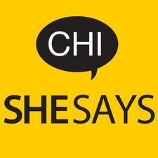 SheSays Chicago logo