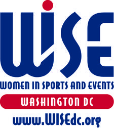 WISE (Women in Sports & Events) DC Chapter logo