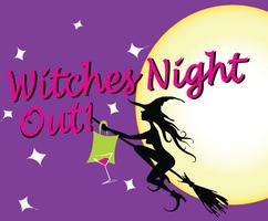 Volunteer for Witches Night Out