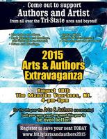 2015 ARTS & AUTHORS EXTRAVAGANZA NJ