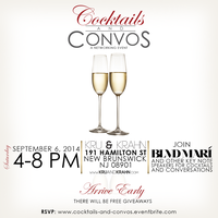 Cocktails and Convos: A Networking Event