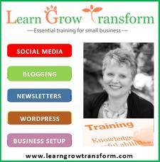 Learn Grow Transform logo