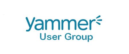Yammer UK User Group