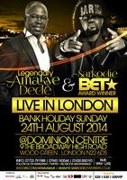 AMAKYE DEDE & SARKODIE LIVE IN CONCERT LONDON