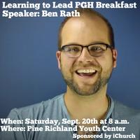 Learning to Lead Breakfast: Ben Rath