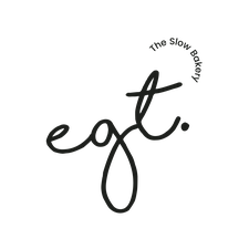 Egt. The Slow Bakery  logo