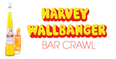 Harvey Wallbanger Bar Crawl NOLA