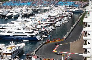 Monaco Grand Prix Hospitality 2015