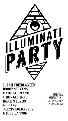 Illuminati Party logo