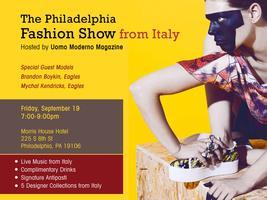Philadelphia Fashion Show from Italy