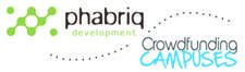 CrowdfundingCampuses + Phabriq Development + The Soho Loft logo