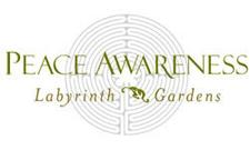 Peace Awareness Labyrinth & Gardens logo