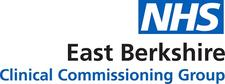 NHS East Berkshire Clinical Commissioning Group (CCG)  logo