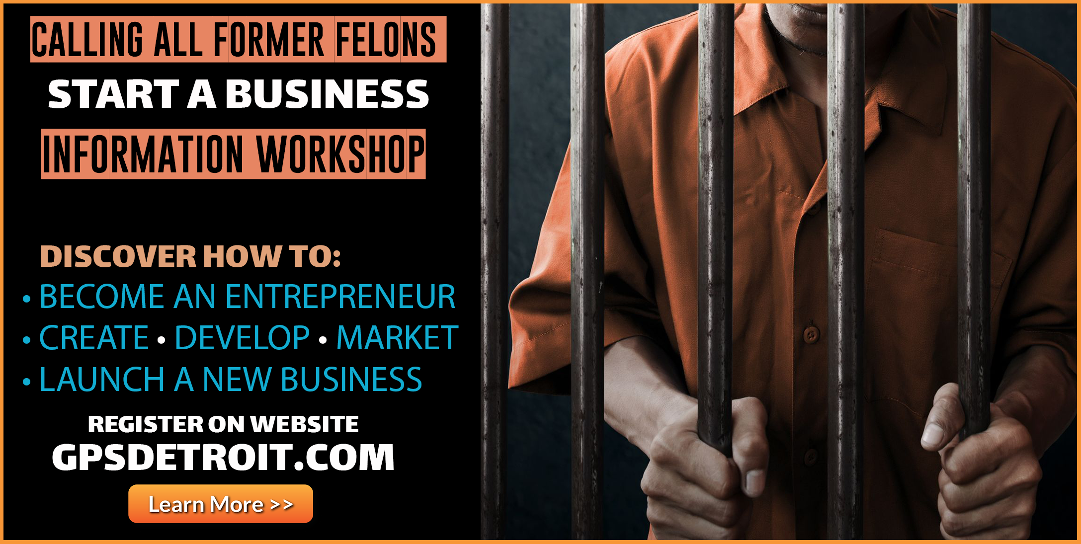 From Prisoner to Business Owners: Business Startup Workshop