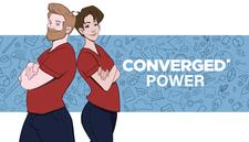 CONVERGED AGENCY logo