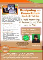 WORKSHOP: Design with PowerPoint