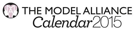 Model Alliance Calendar Launch