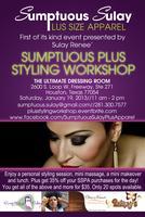 Sumptuous PLUS Styling Workshop