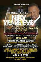 Siman Baby's Grown Folk New Years Eve Party
