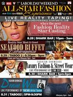 LABOR DAY WEEKEND ALLSTAR FASHION EXPERIENCE