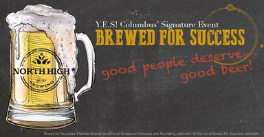 Brewed for Success: Good people deserve good beer!