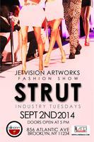 JETVISION ARTWORKS STRUT FASHION SHOW