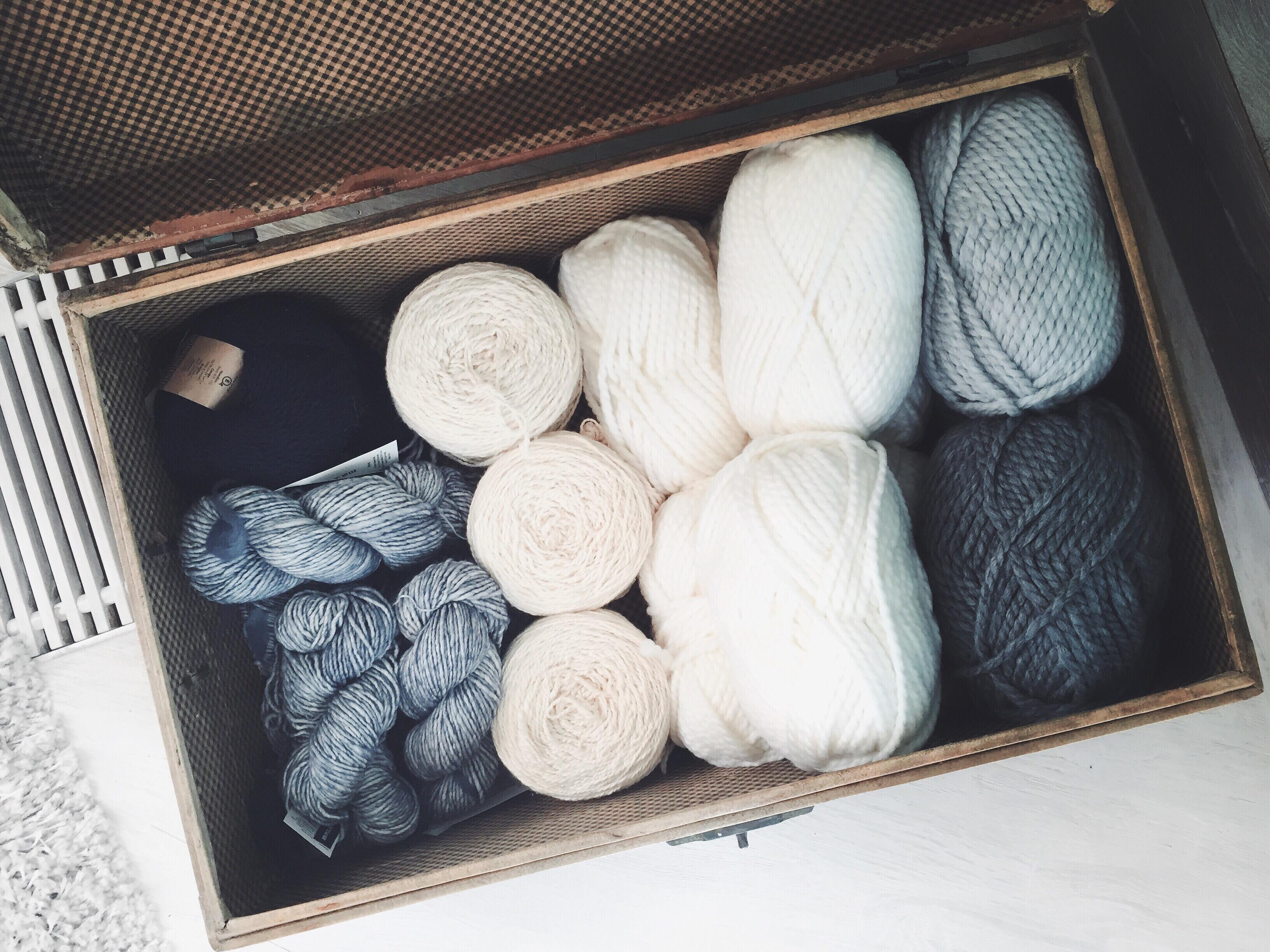 Queens Knitting Circle