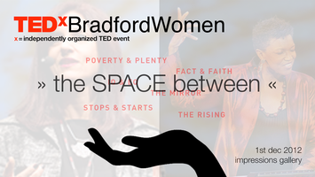 TEDxWomen: The Space Between