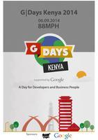 G|Days Kenya 2014