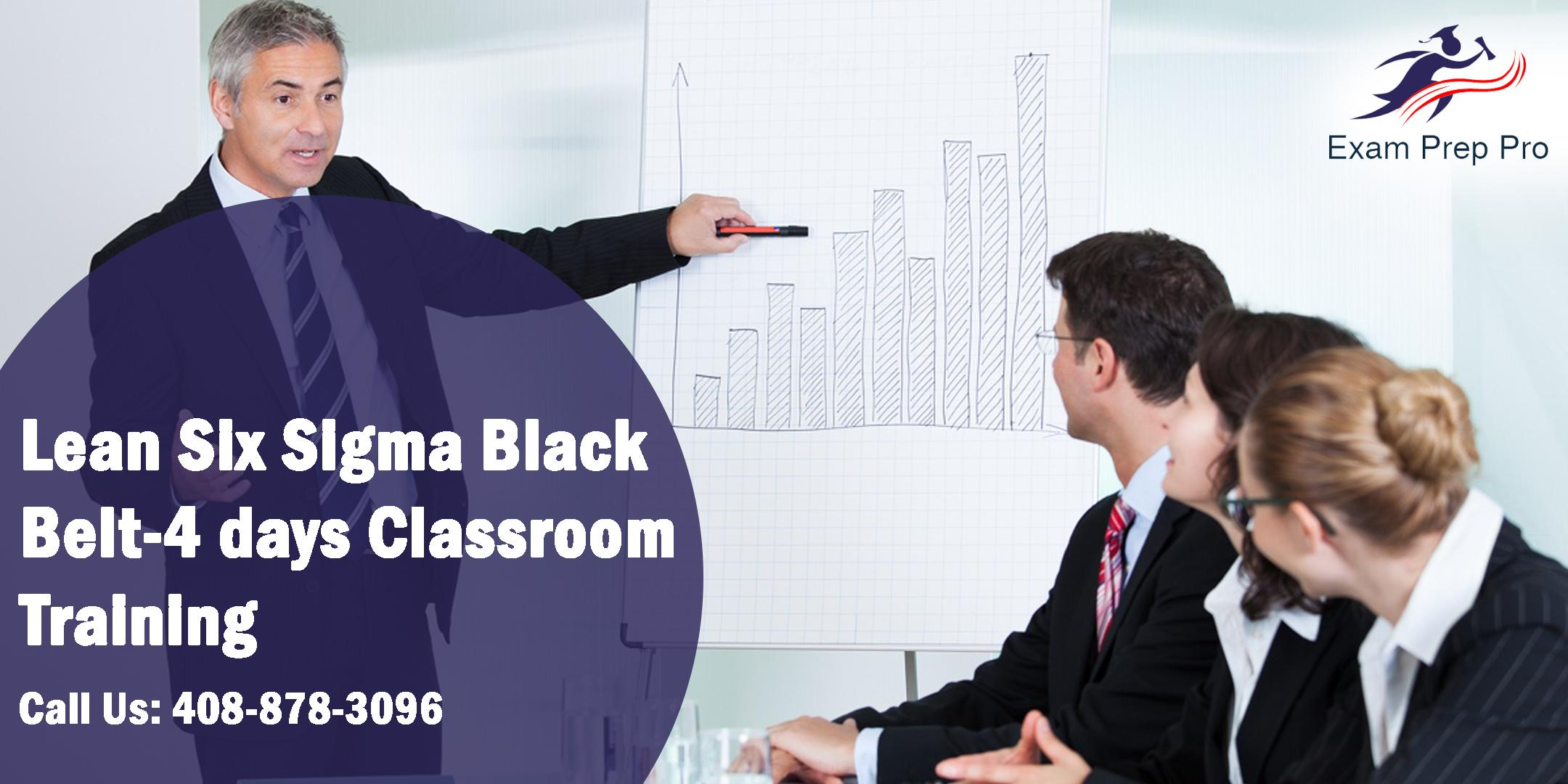 Lean Six Sigma Black Belt-4 days Classroom Training in Tampa, FL
