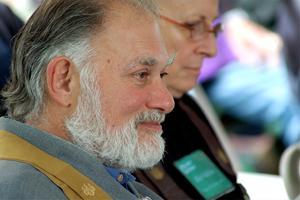 Bernie Glassman lezing in Kamp Westerbork