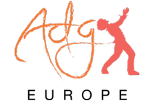 American Drama Group Europe logo