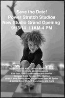 Power Stretch Studios- New Studio Grand Opening