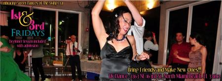 SFLC - 1st & 3rd Fridays Swing Sessions - Holiday...